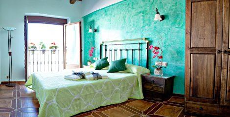 1-casa_rural_antonio_salamanca_dormitorio_verde
