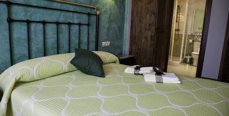 2-casa-rural-antonio-salamanca-dormitorio-verde-panoramica