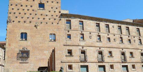 Casa Las Conchas Fachada Holiday Rental Salamanca