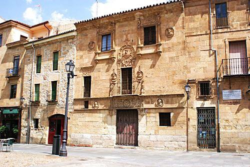 La Casa de Las Muertes uno de los 10 rincones más bellos y que ver en Salamanca