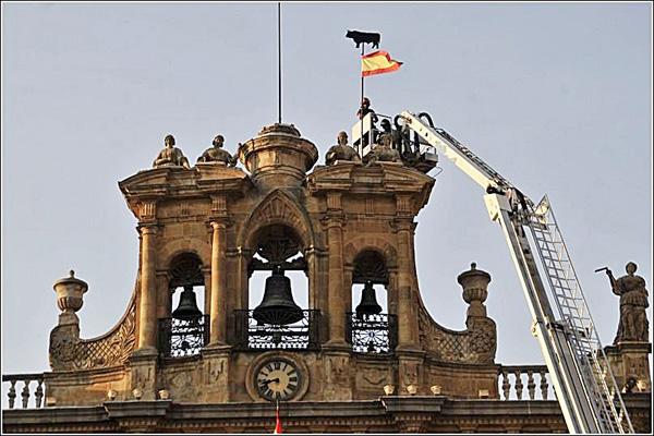 La Mariseca, forma parte de las 10 tradiciones más representativas de Salamanca.
