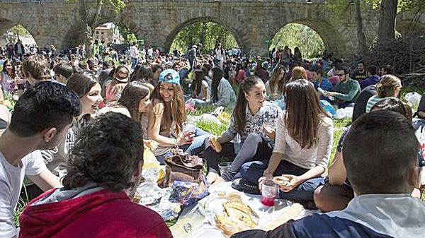 El Lunes de Aguas es una de las 10 tradiciones más representativas de Salamanca.