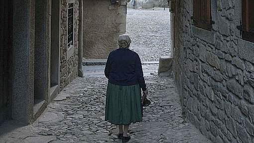 La Moza de las Ánimas en La Alberca, Salamanca forma parte de las 10 tradiciones más representativas de salamanca.