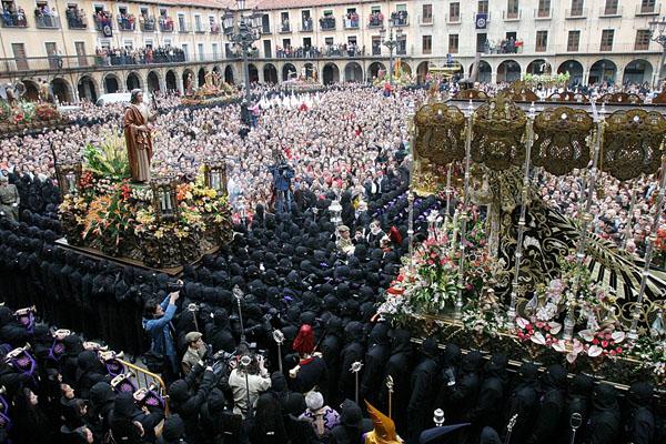 Semana Santa de Salamanca, todo un privilegio el poder disfrutar de éstas maravillosas tallas que forman parte de las 10 tradiciones más representativas de salamanca
