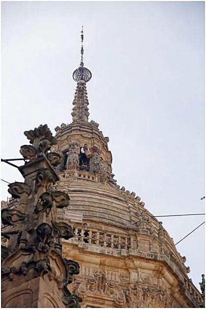 El Mariquelo forma parte de las 10 tradiciones más representativas de Salamanca.